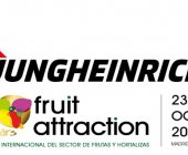 Los productos Jungheinrich ganadores del premio IFOY, mañana en Fruit Attraction