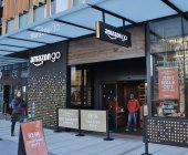 Tienda Amazon Go de Seattle (USA).
