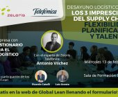 Los 3 imprescindibles de la Supply Chain 4.0