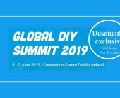 Global DIY Summit 2019. Descuento exclusivo para nuestros lectores